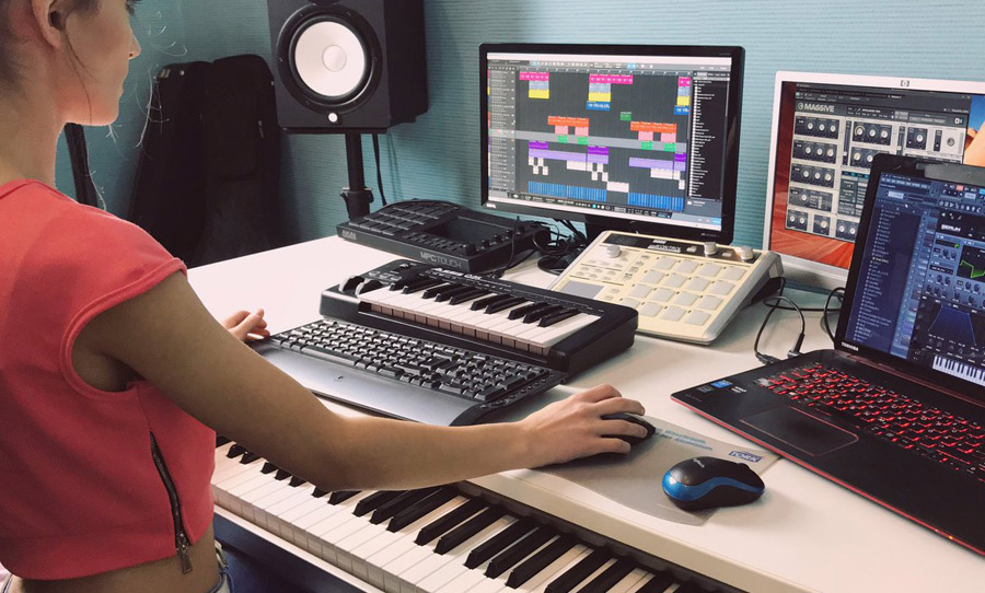 Best DAWS of 2020, music production software