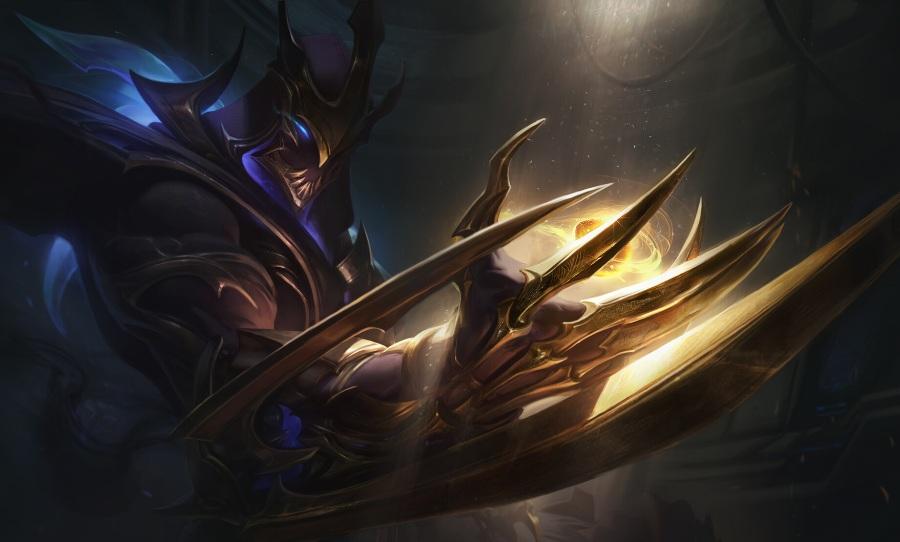 League of Legends Galaxy Slayer Zed