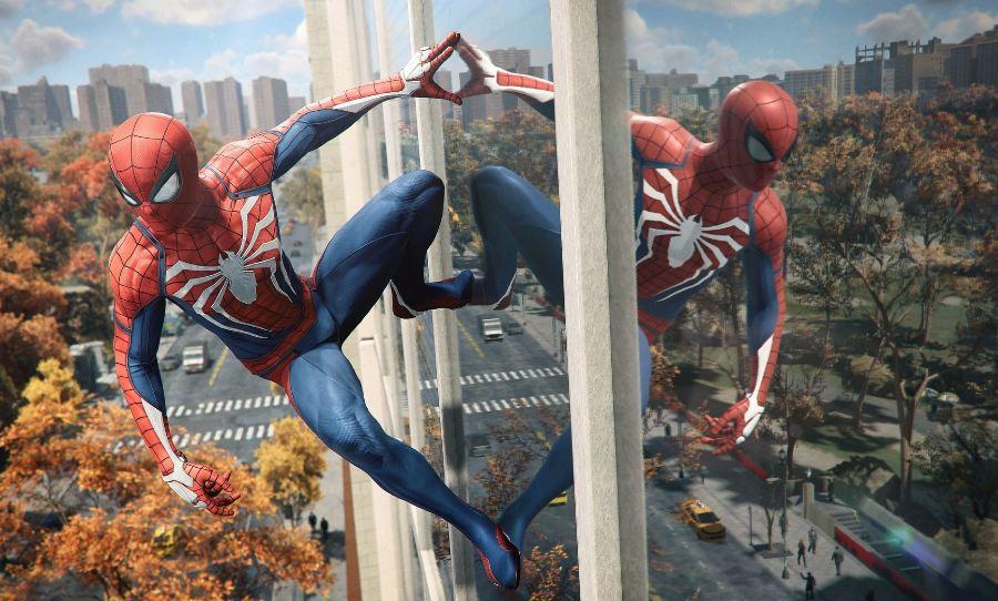 Marvels Spider Man Remastered