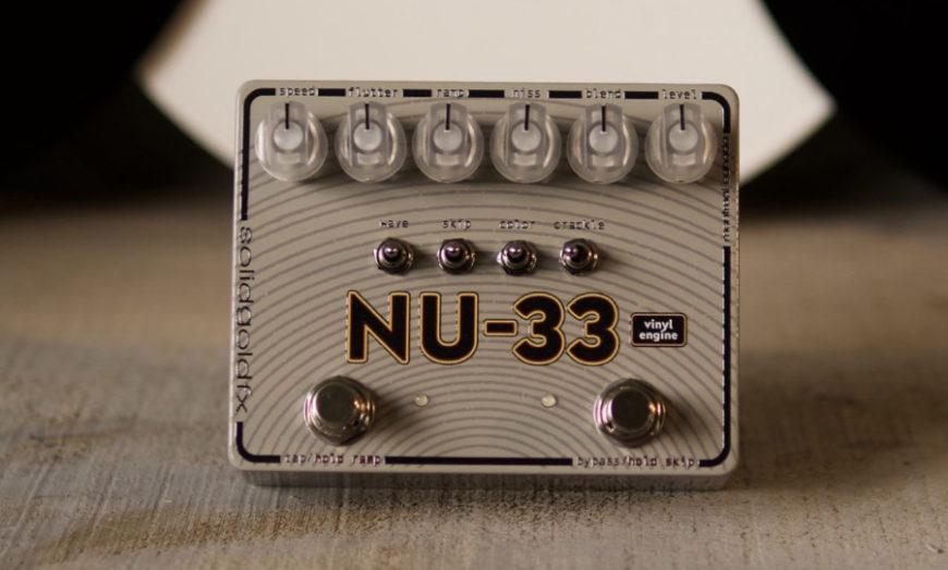 Nu-33 SolidGoldFX