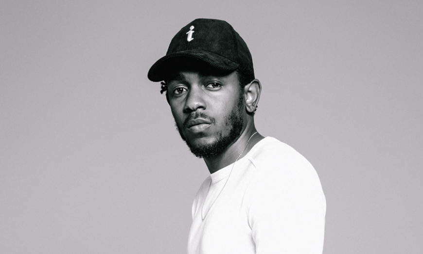 Kendrick Lamar Black Panther feature