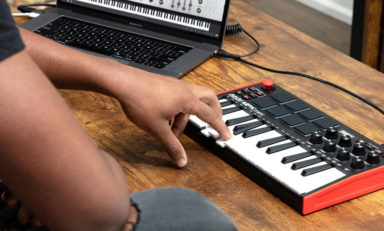 midi keyboard feature