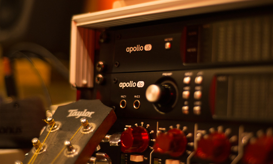 Universal Audio Apollo, audio interface