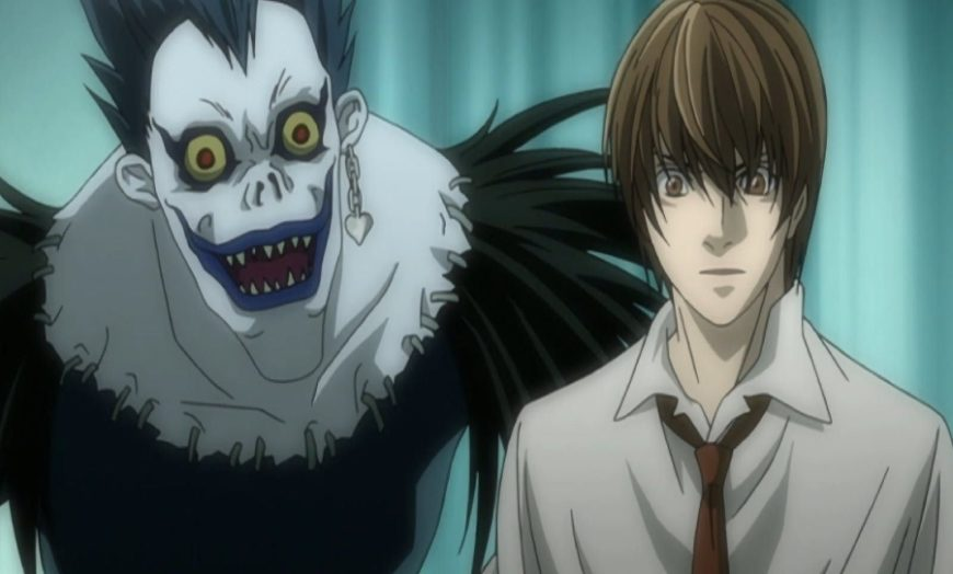 Ryuk-and-Light-Death-Note