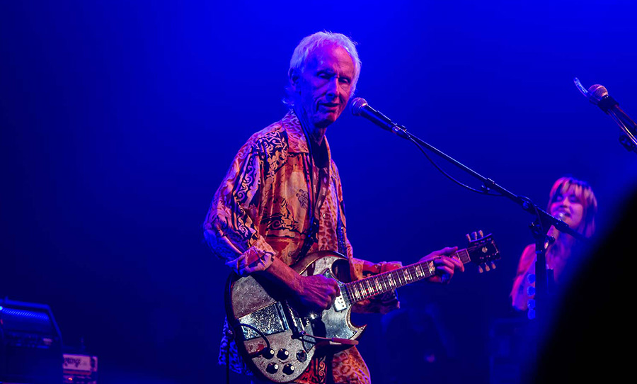 Robby Krieger at Namm