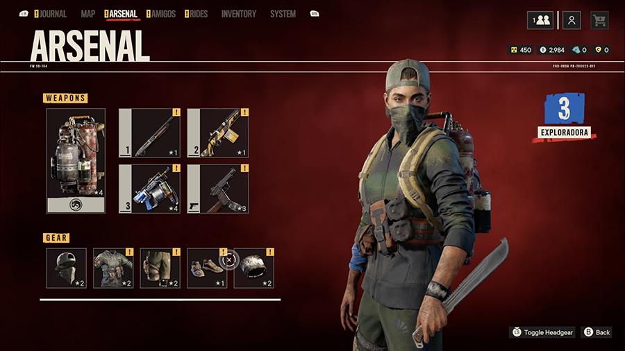 Far CRy 6 gameplay armour